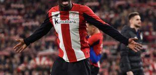 Post de Iñaki Williams explica en El Hormiguero qué siente al marcar un gol (y sorprende)