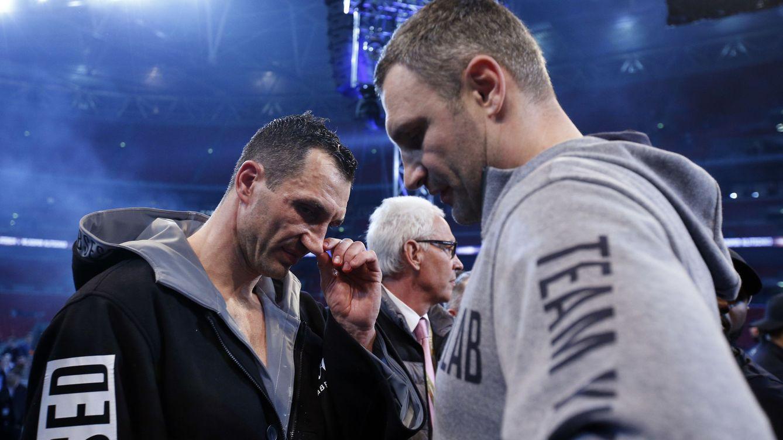 Vitali Klitschko, alcalde de Kiev, reta a Joshua para vengar la derrota de su hermano