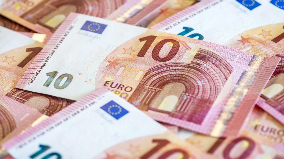 Foto: Y al euro, ¿por qué le da ahora por subir con tanta fuerza?