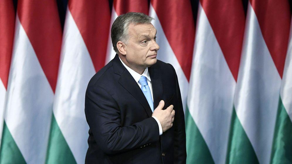 Foto: Viktor Orbán, primer ministro de Hungría (REUTERS)