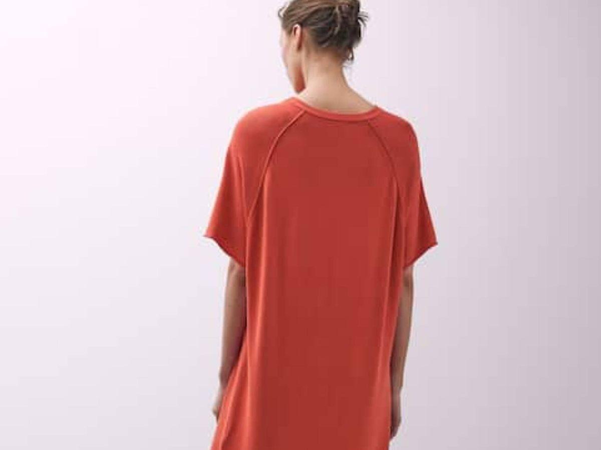 Foto: Acierta con este vestido de Massimo Dutti. (Cortesía)