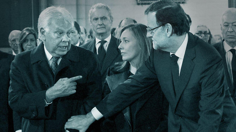 """Rajoy y el canto de sirena empresarial: """"Vuelva usted, señor González"""""""