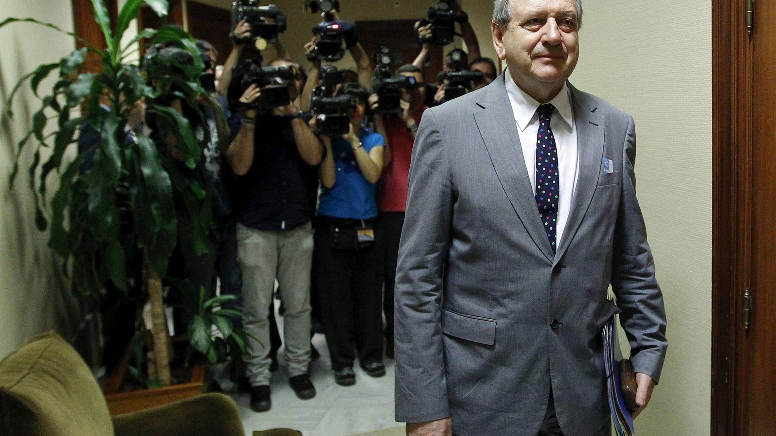 Foto: Javier Aríztegui, exsubgobernador del Banco de España. (EFE)
