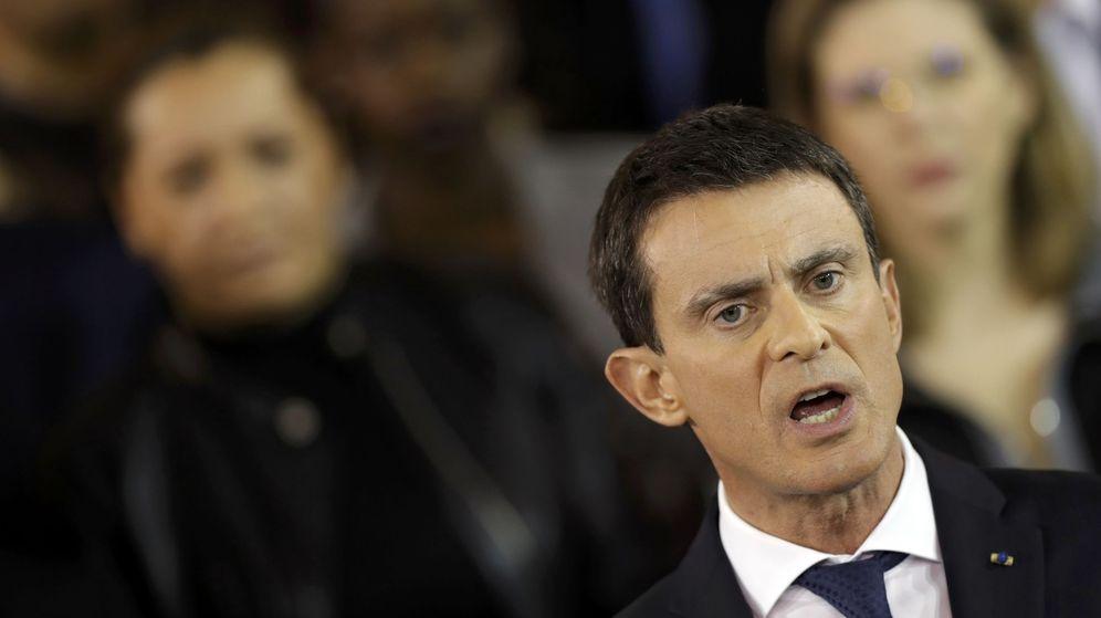 Foto: El primer ministro Manuel Valls. (Reuters)