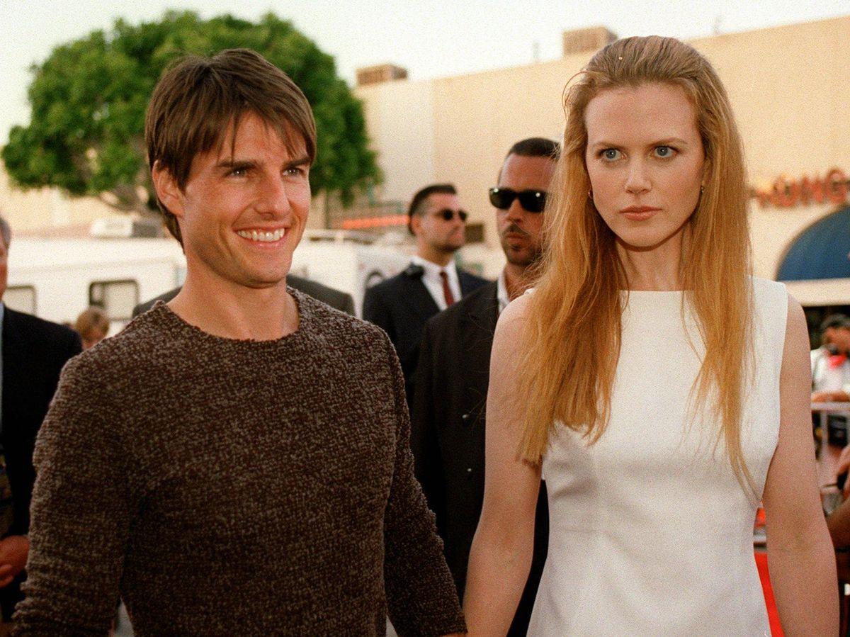 Foto: Nicole Kidman y Tom Cruise, en una foto de archivo. (Gtres)