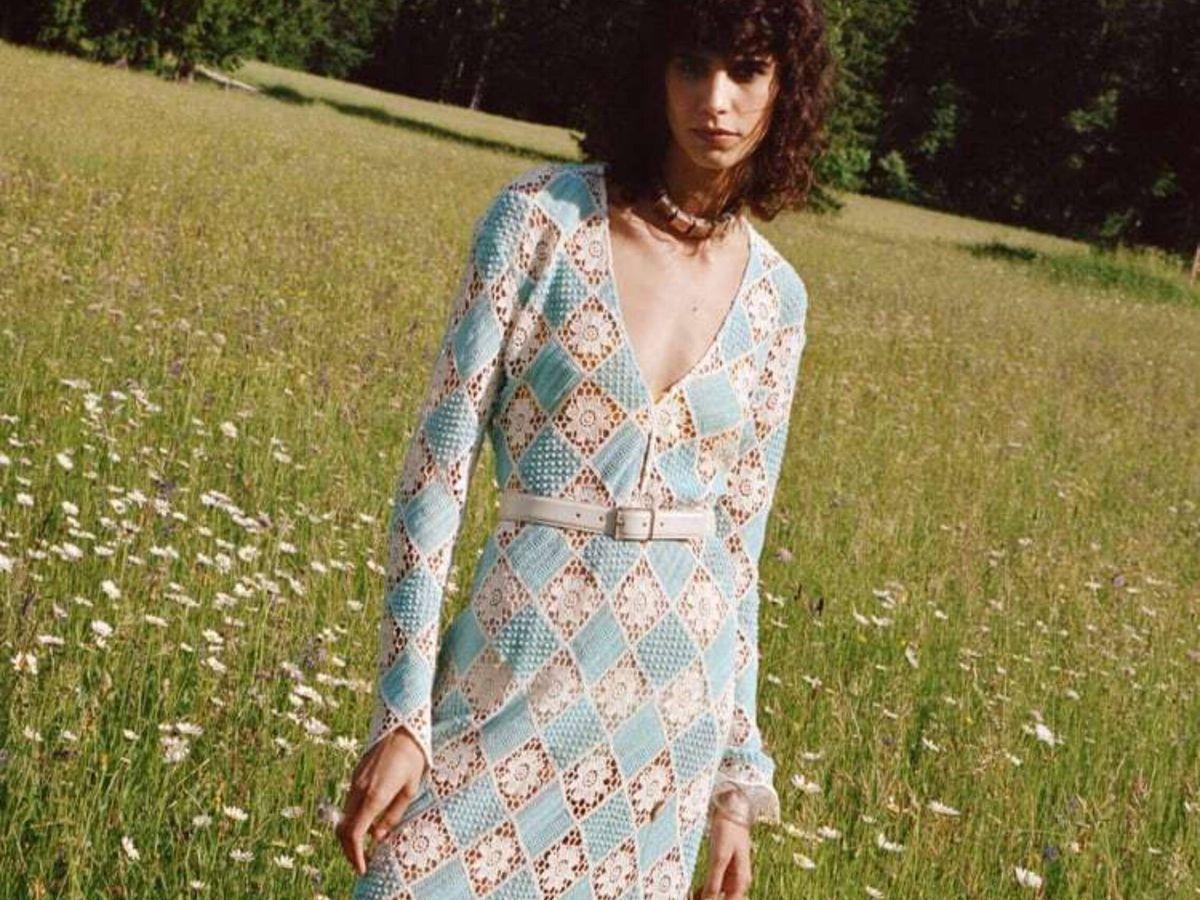 Foto: El nuevo vestido de Zara que tienes que comprar. (Cortesía)