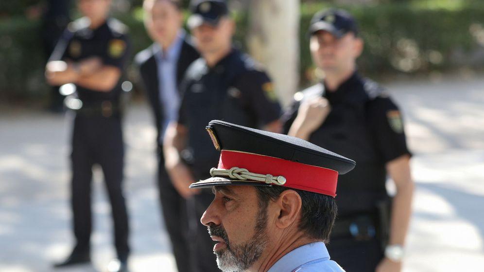 Foto: Trapero en la Audiencia Nacional. (REUTERS)