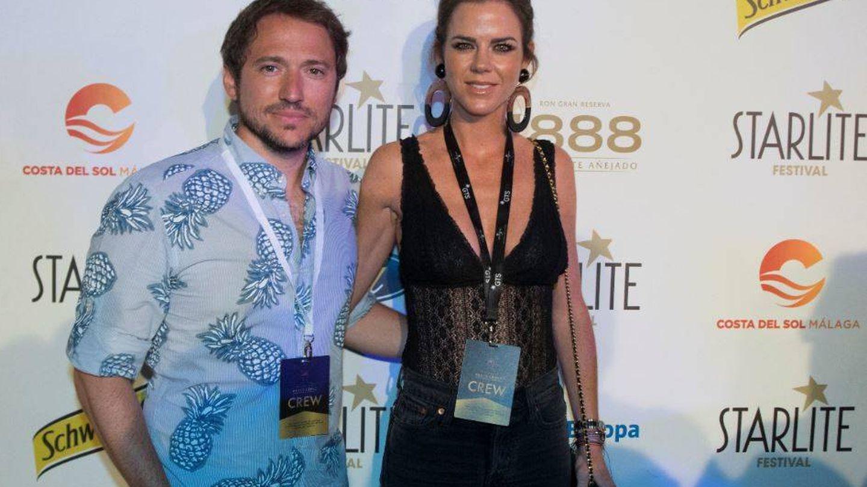 Manuel Martos y Amelia Bono, fans de Pablo.
