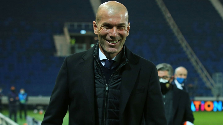 Zinedine Zidane. (EFE)
