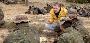 Post de Los militares acuden desesperados a Chicote por la fatal comida del Ejército
