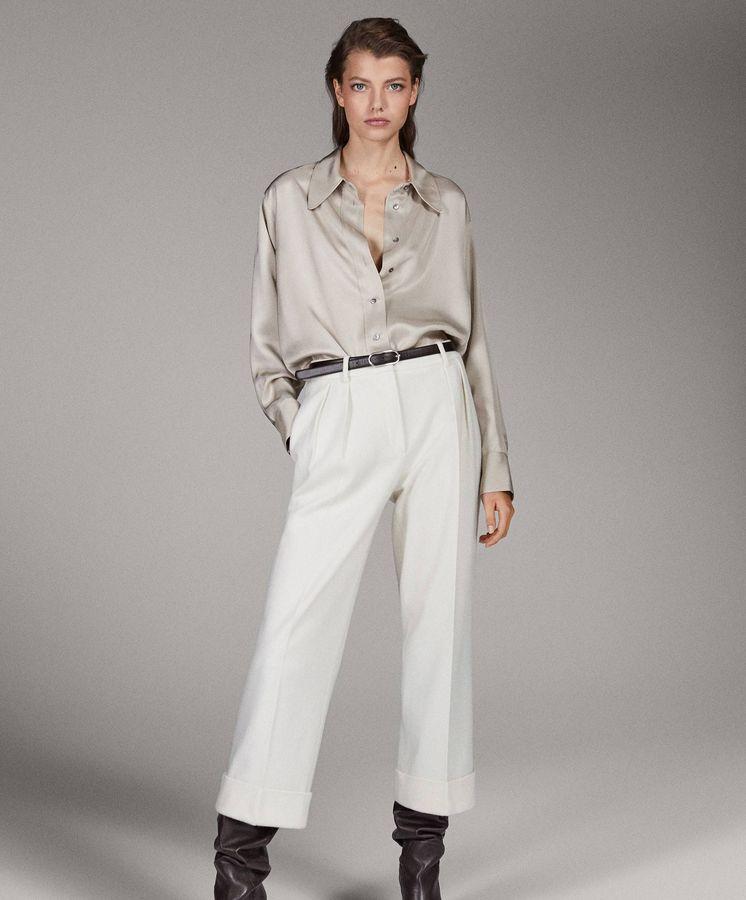 Foto: La clave para cualquier estilismo está en esta camisa. (Cortesía)