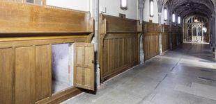 Post de Hallan un pasadizo secreto de hace cinco siglos en pleno palacio de Westminster