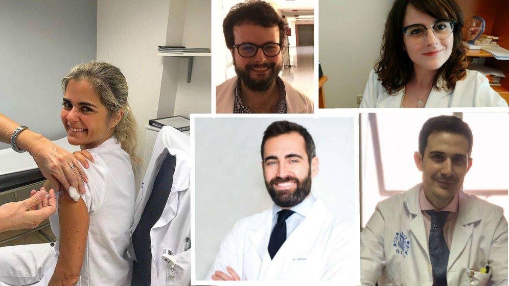 Foto: Médicos solidarios.