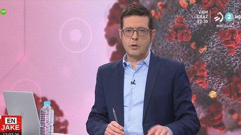 Ciudadanos denuncia la actitud sectaria del presentador Xabier Lapitz en ETB