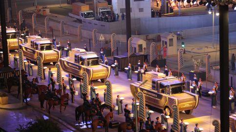 Egipto celebra un faraónico desfile por El Cairo con 22 momias de reyes y reinas