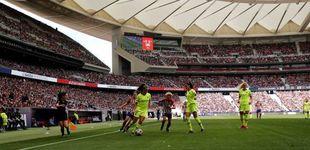 Post de La carta (bomba) para dejar al fútbol femenino español sin tele... y sin luz