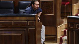 ¿Por qué Iglesias trolea al Parlamento?