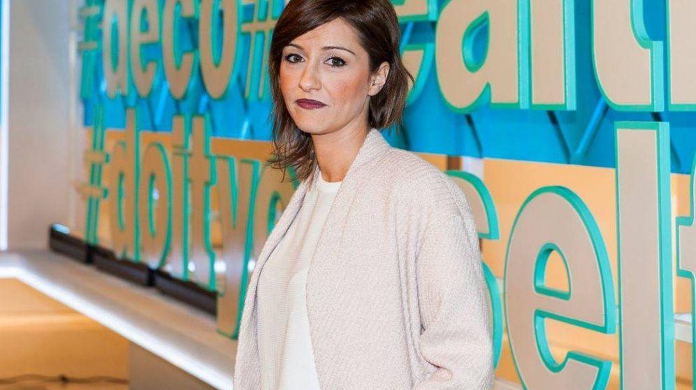 Foto: Laura Martínez, nuevo rostro de 'TEN News'. (Grupo Secuoya)