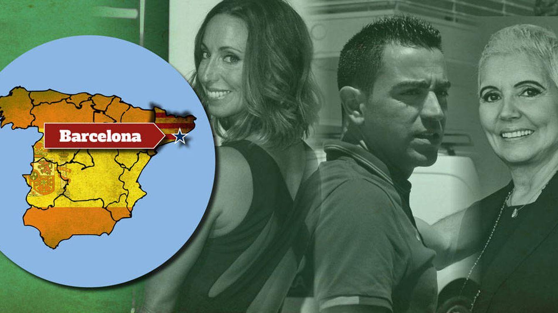 Estos son los vecinos más 'ilustres' de los cuatro municipios más ricos de Cataluña