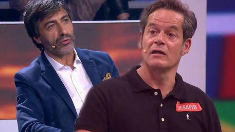 Hay que tener poquita vergüenza: Juan del Val ruboriza a Jorge Sanz en 'ED'