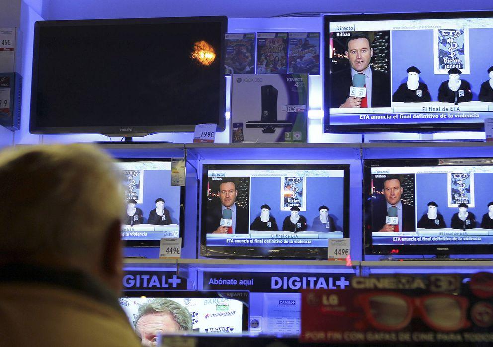 Foto: ETA comunica el cese definitivo de su actividad armada. (EFE)