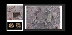 Post de Descubren el crematorio más antiguo de Oriente Próximo, con más de 9.000 años
