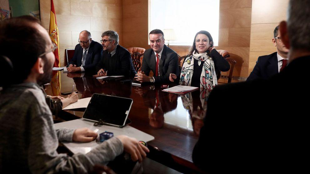 UP llevará al Congreso la despenalización de las injurias al Rey sin contar con el PSOE