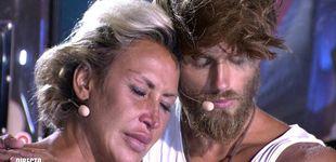 Post de Raquel expulsa a Sergio y se convierte en finalista de 'Supervivientes'