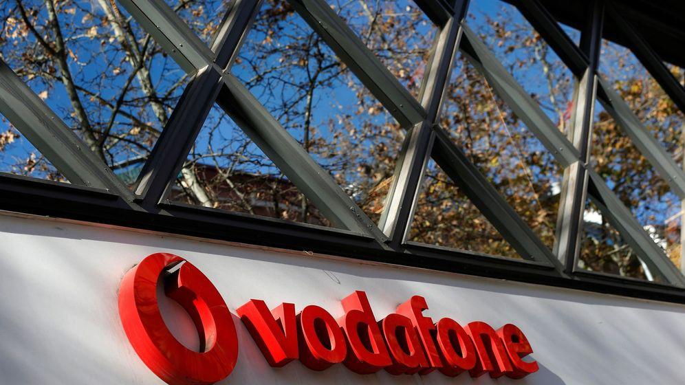 Foto: Sede de Vodafone. (EFE)