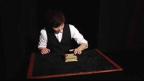 El brutal truco ganador del Campeonato Mundial de Magia