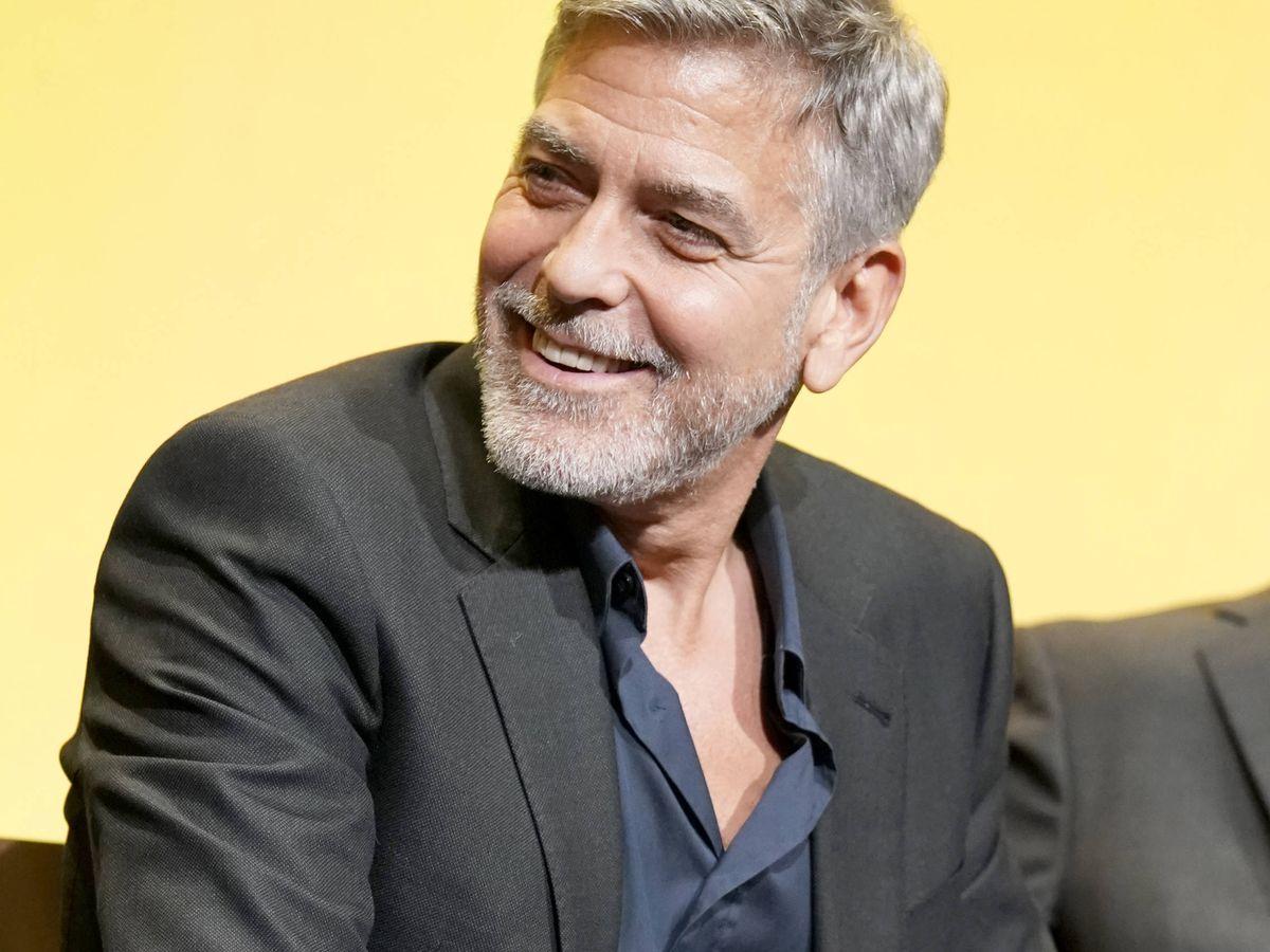 Foto:  George Clooney, en una imagen de archivo. (Getty)