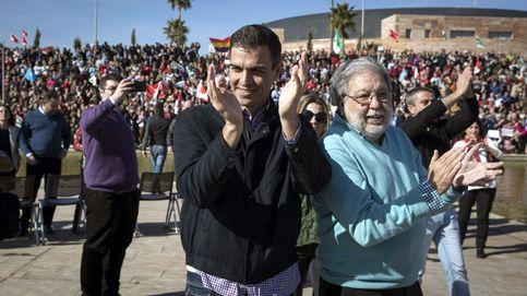 Sánchez revienta el 'congreso de unidad' y obliga a Susana Díaz a bajar al barro