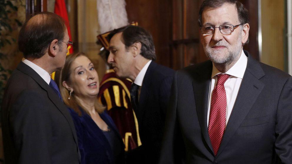 El PSOE opta por el perfil bajo en la 38 fiesta de cumpleaños de la Constitución