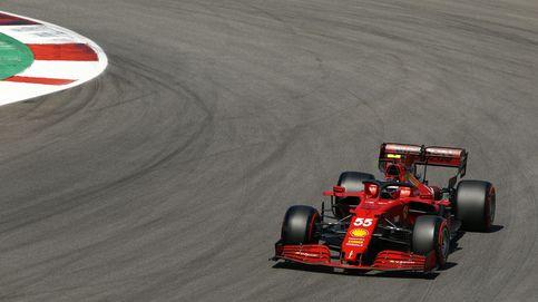 Carlos Sainz y el chute de confianza que provoca batir a tu compañero de equipo
