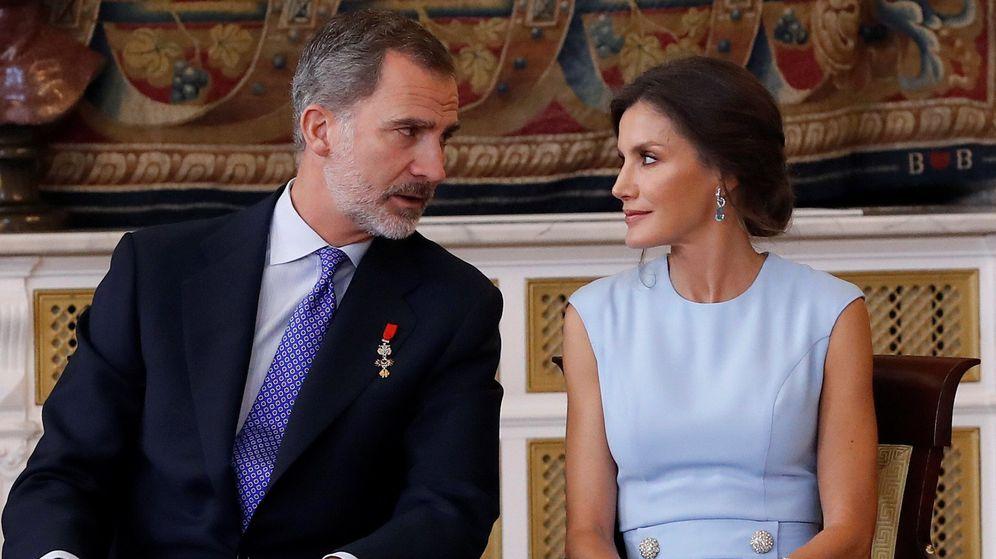 Foto: Los reyes Felipe y Letizia, en una imagen de archivo. (EFE)