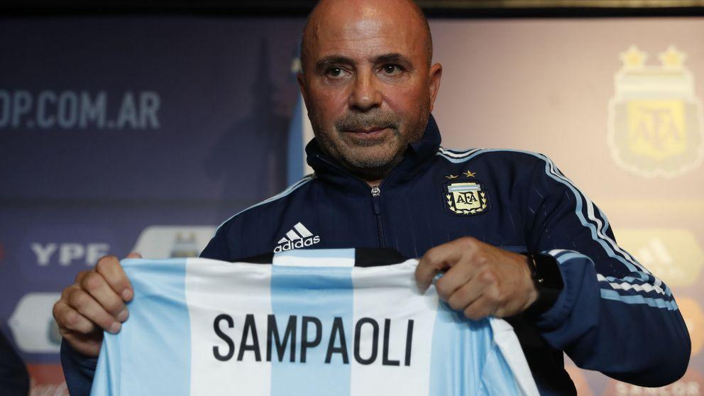 El ingrato Sampaoli: hace un 'simpa' al Sevilla y abandona a quien nunca lo haría