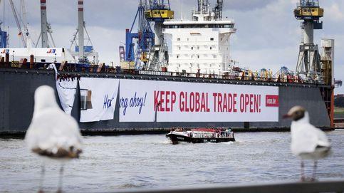 Hamburgo se prepara para el G-20 y la orca Morgan disfruta en Loro Parque: el día en fotos