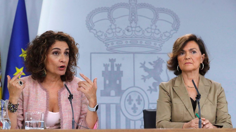 Calvo y Montero, acento andaluz en una agenda política con Andalucía de capa caída