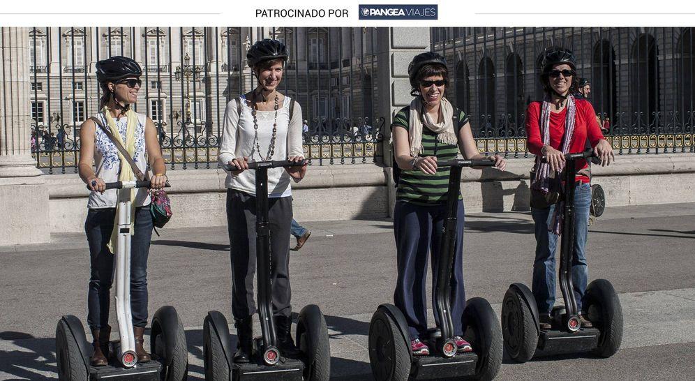 Foto: El segway es una divertida opción para conocer Madrid