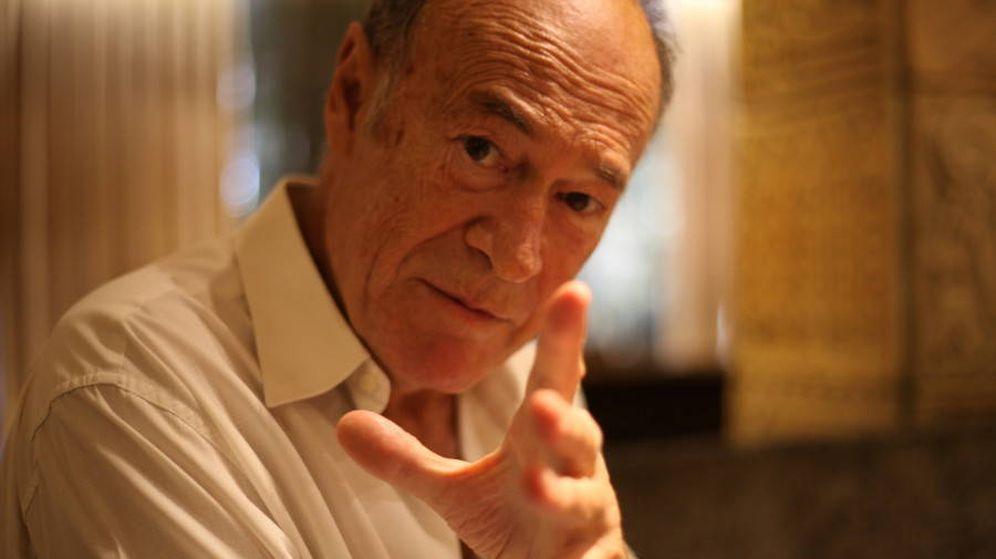 Foto: El actor Manuel Tejada muere a los 79 años. (Unión de Actores y Actrices)