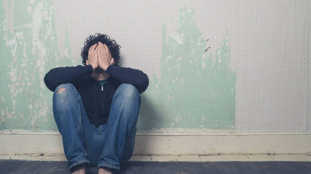 Foto: Las personas deprimidas suelen tener una visión negativa de sí mismos. (iStock)