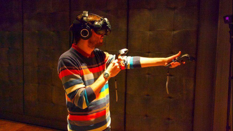 He probado el HTC Vive y me he enamorado de la realidad virtual