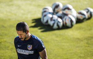 El Atlético cojea en el lateral zurdo: ni Siqueira ni Ansaldi convencen