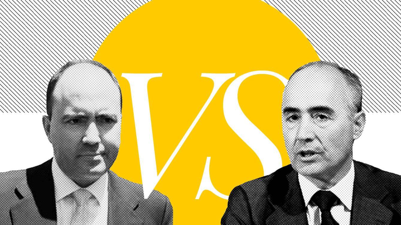 Del Pino contra Del Pino: Leopoldo exige a Rafael la salida de Ayuso y Bergareche