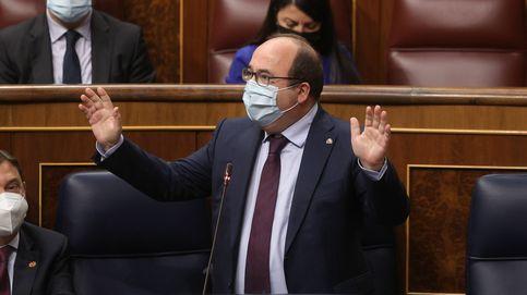 Iceta, cerebro de la Operación Cataluña, relevado de Territorial medio año después