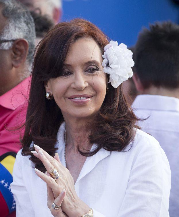 Foto: Cristina Fernández, en una imagen de archivo (Gtres)