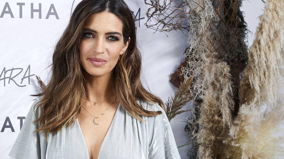 Sara Carbonero: el vestido definitivo para triunfar esta primavera (por 125 €)