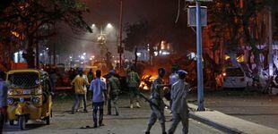 Post de Al menos 23 muertos y 45 heridos en un ataque yihadista en Mogadiscio