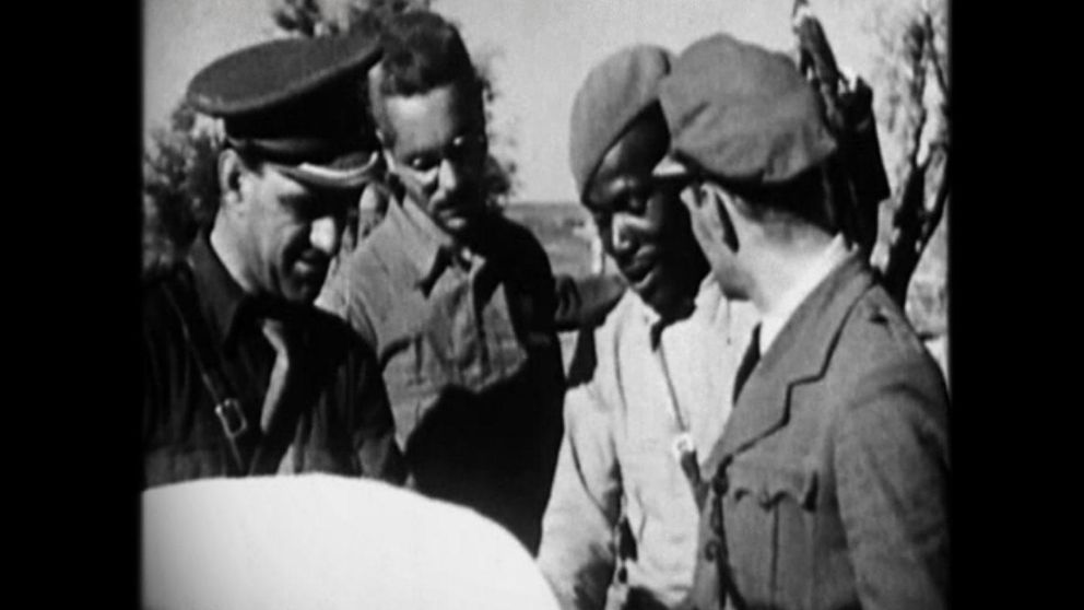 Black Power contra Franco