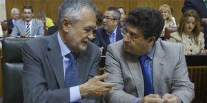Los funcionarios andaluces pagarán la 'salvación' de más de 20.000 enchufados